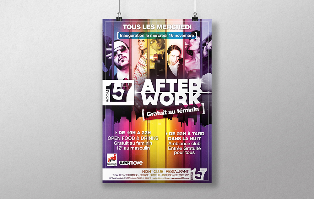 ROOM157-afterwork-poster