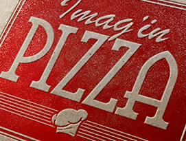 Imag'in Pizza