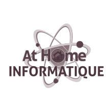 Logo - At Home Informatique