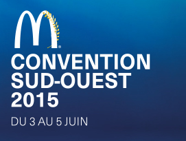 Convention McDo Sud-Ouest